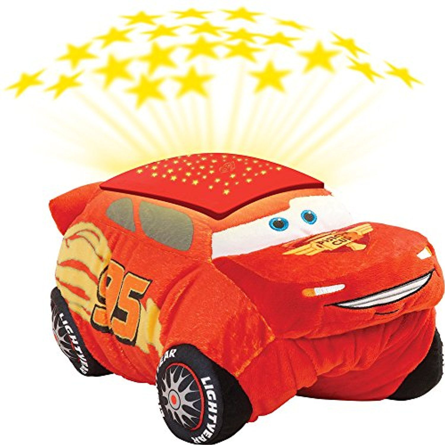Disney Pixar Cars Pillow Pets Cars 3 Lightning Mcqueen Dream