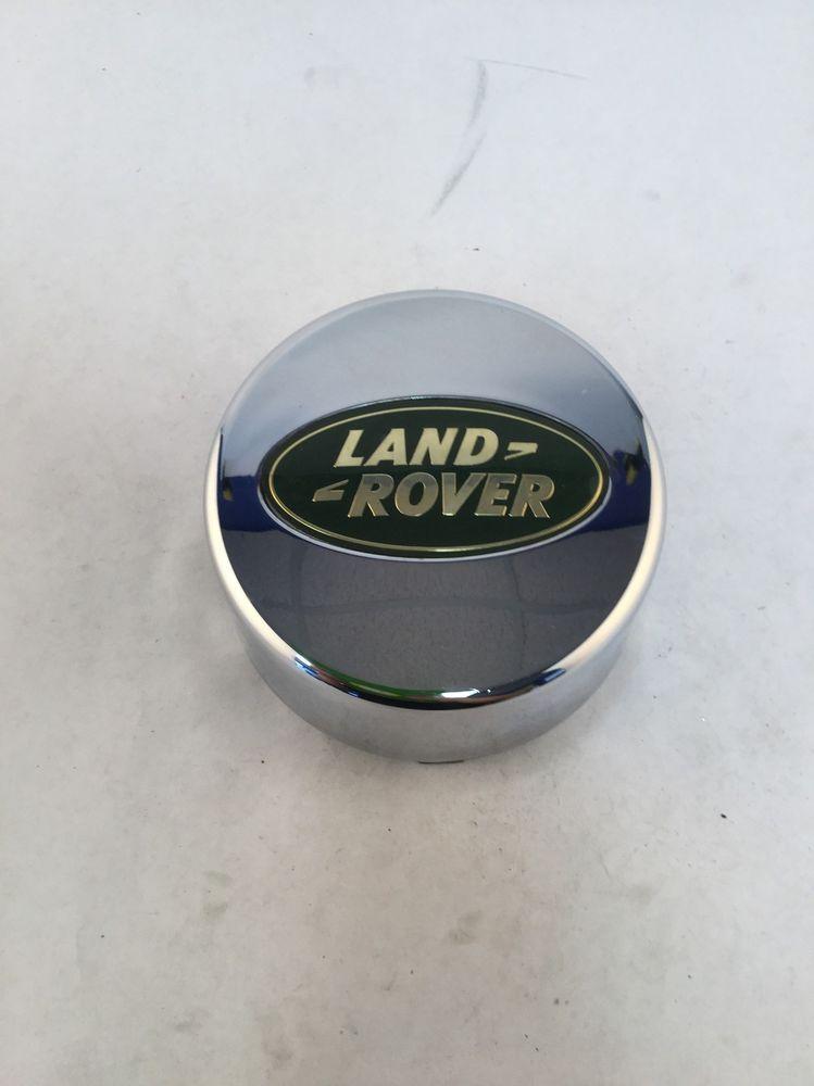 Land Rover Factory Oem Chrome Green Wheel Center Cap 5 Diameter La5 Landrover Land Rover Rover Ranger Oem Wheels