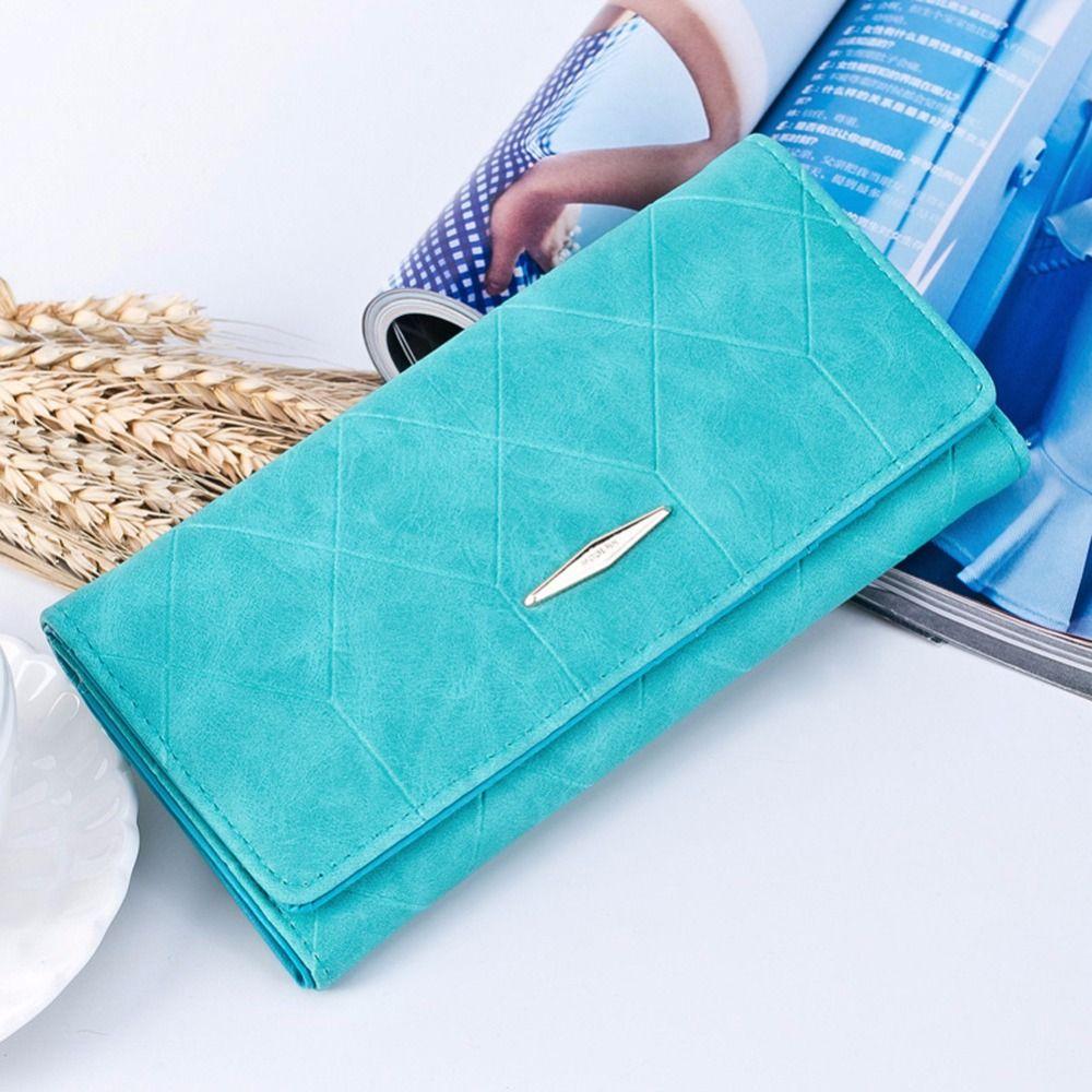 e08574c3e Aliexpress.com: Comprar Nueva Moda de Cuero de LA PU de Las Mujeres Carteras