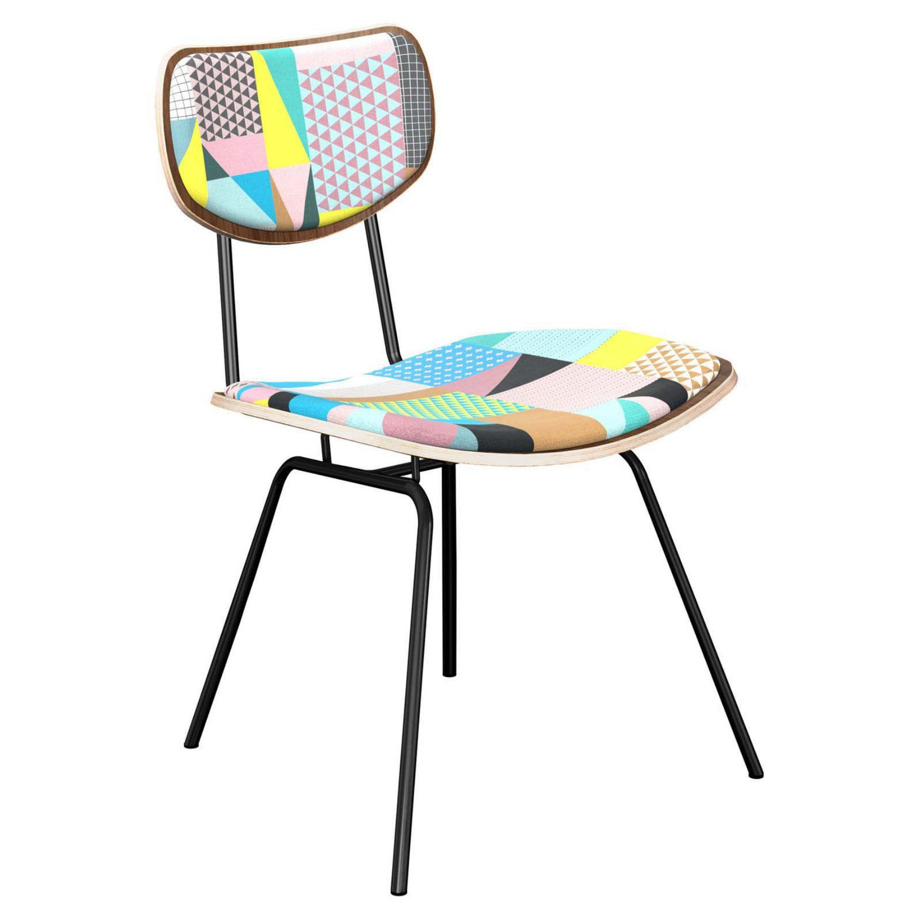 Nyekoncept Harvey Vivid Variety Classroom Dining Chair  16001118