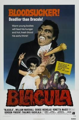 Blacula Movie Poster Puzzle Fun-Size 120 pcs | movies in ...