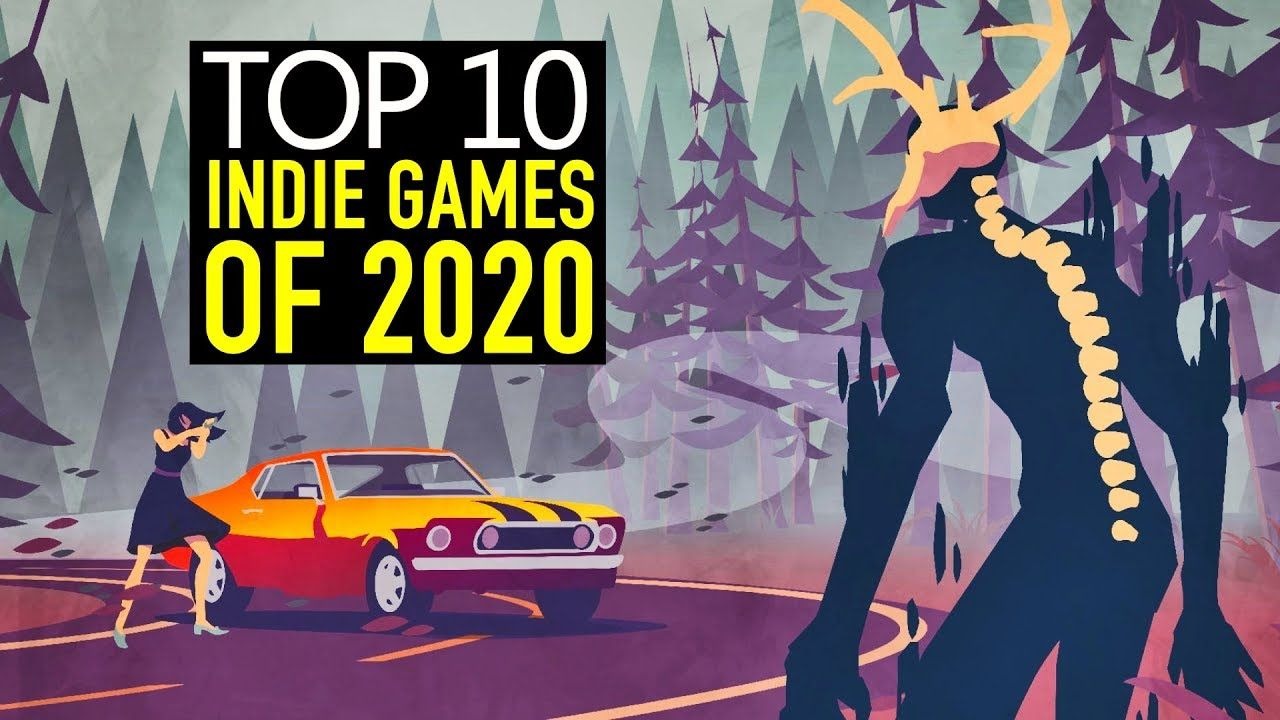 Top 10 BEST NEW Indie Games of 2020 PC, Switch