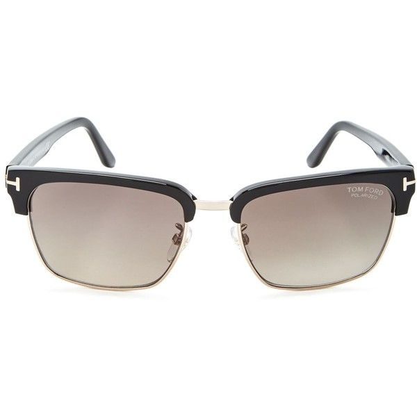 91545f9dce Tom Ford Polarized River Square Sunglasses