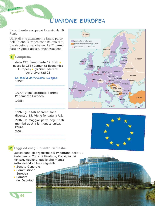 Itinerari Quaderno Storia Geo45 Nel 2020 Geografia Storia Quaderno