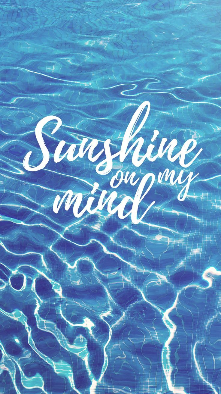 Summer Lovin Quotes iPhone Wallpaper Collection