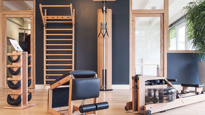NOHrD & WaterRower - Fitnessgeräte aus Holz für Zuhause