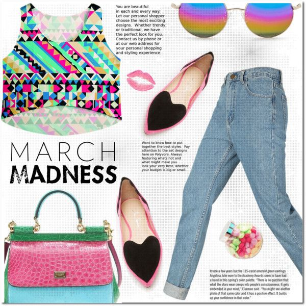 March Madness (Hightops) ! Outfit Idea 2017