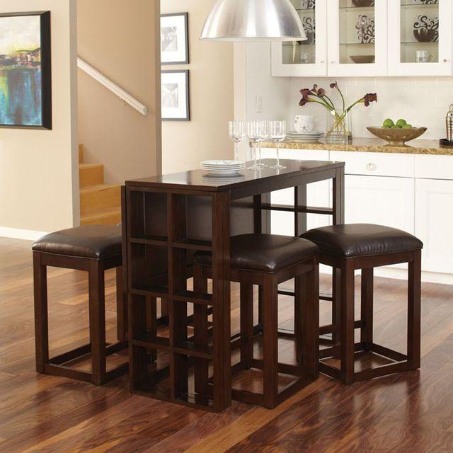 Foldable Bar Table Dining