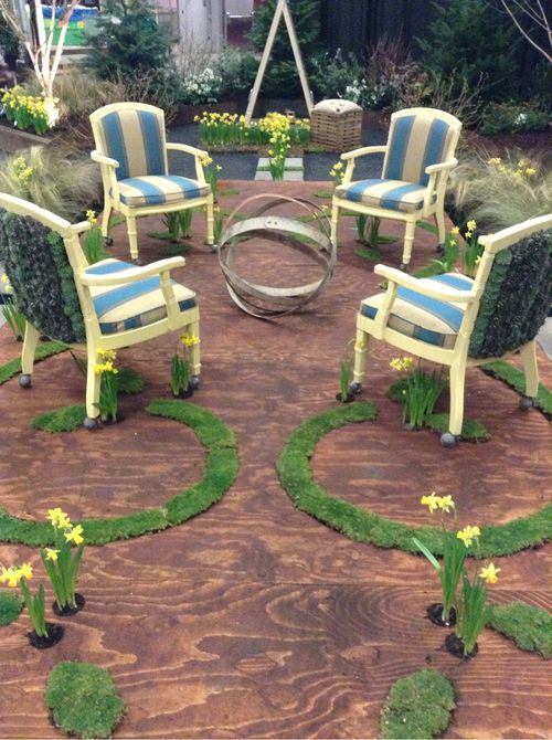 Exceptional Kim Pokornyu0027s Photos Of The Winners From The Yard Garden And Patio Show In  Portland Oregon