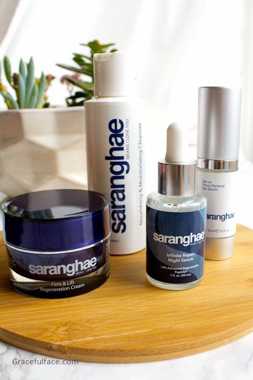 I Heard About A New Korean Skin Care Brand Saranghae Skin And Was Fortunate Enough To Be Able Organic Skin Cream Moisturizer For Oily Skin Dry Skin Treatment