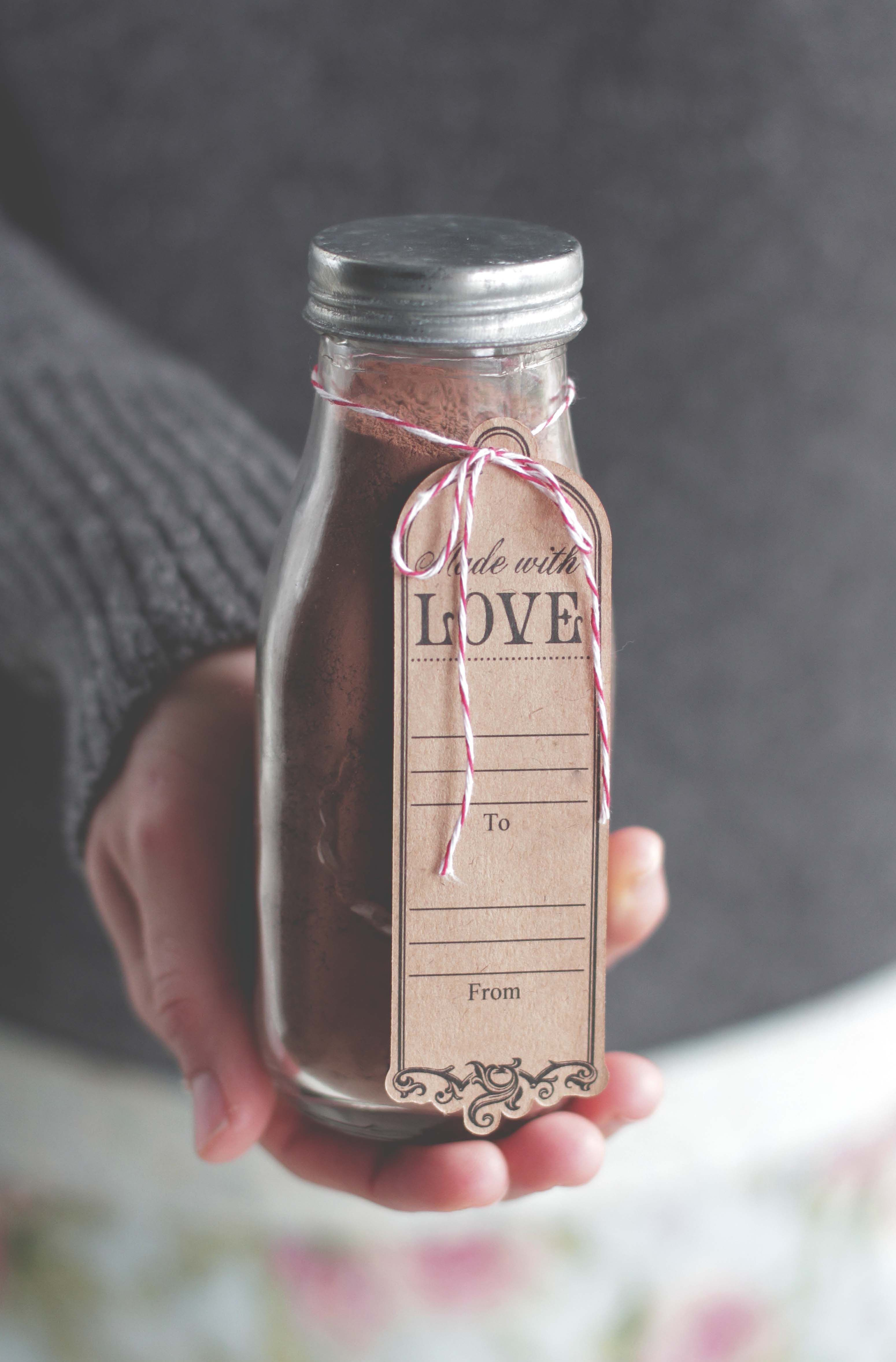 Diy homemade hot chocolate mix recipe hot chocolate