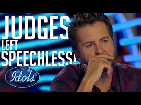 AUDITION LEAVES JUDGES SPEECHLESS! Emotional Original Song On
