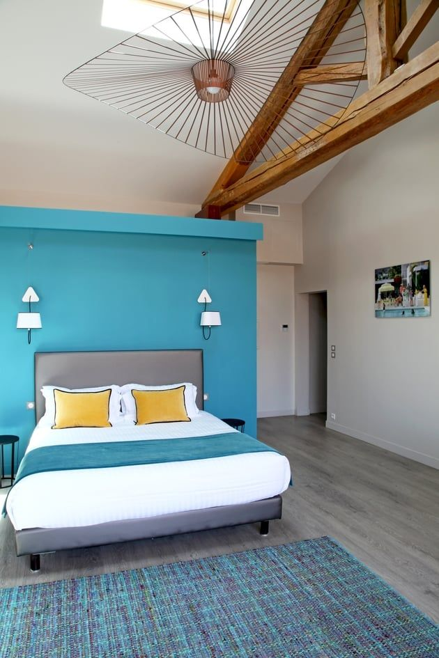 Belle hauteur sous plafond bedroom Pinterest Bedrooms