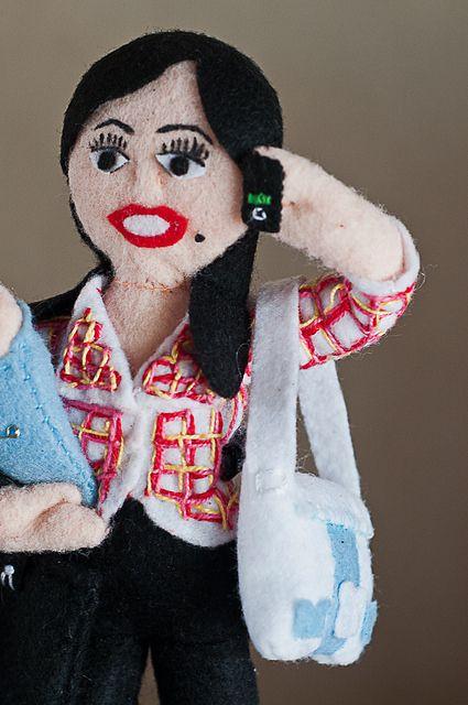 Boneca Personalizada - Carol | Flickr – Compartilhamento de fotos!