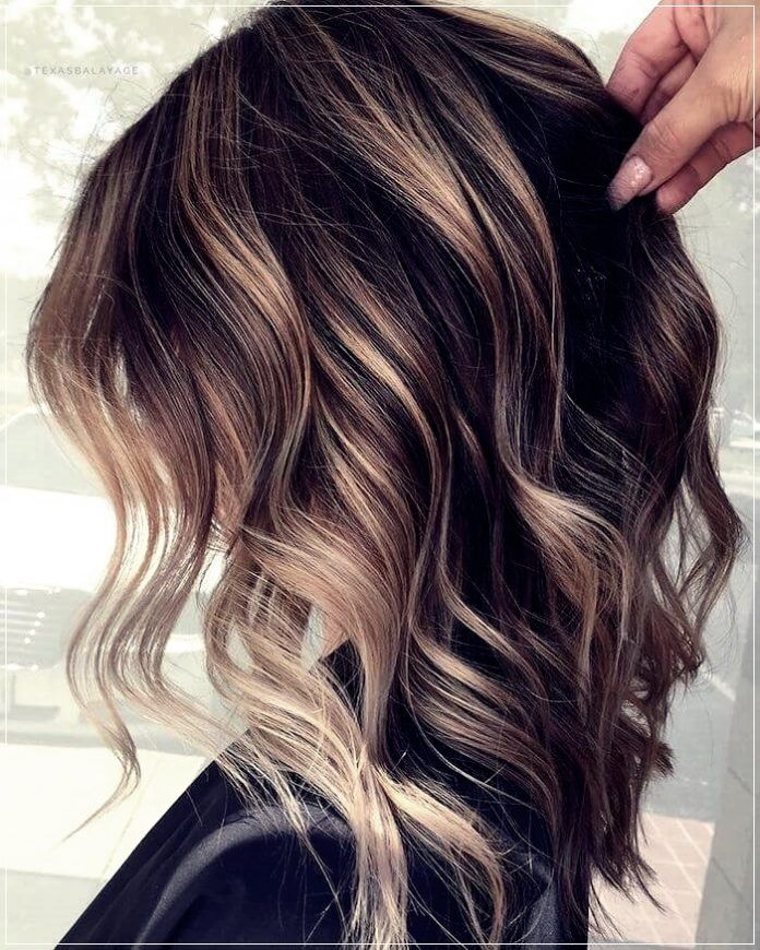 Haircuts 2020: trends, cuts and colors of the year #winterhaircolor