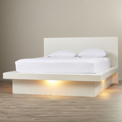 Ben Platform Bed With Rail Seating Platform Bed Furniture