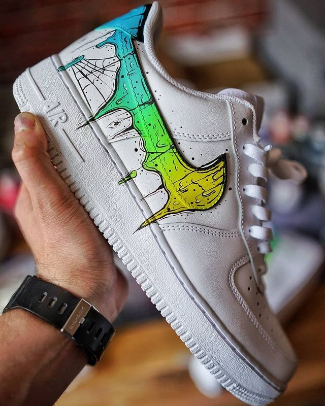 Pin on Custom nike shoes