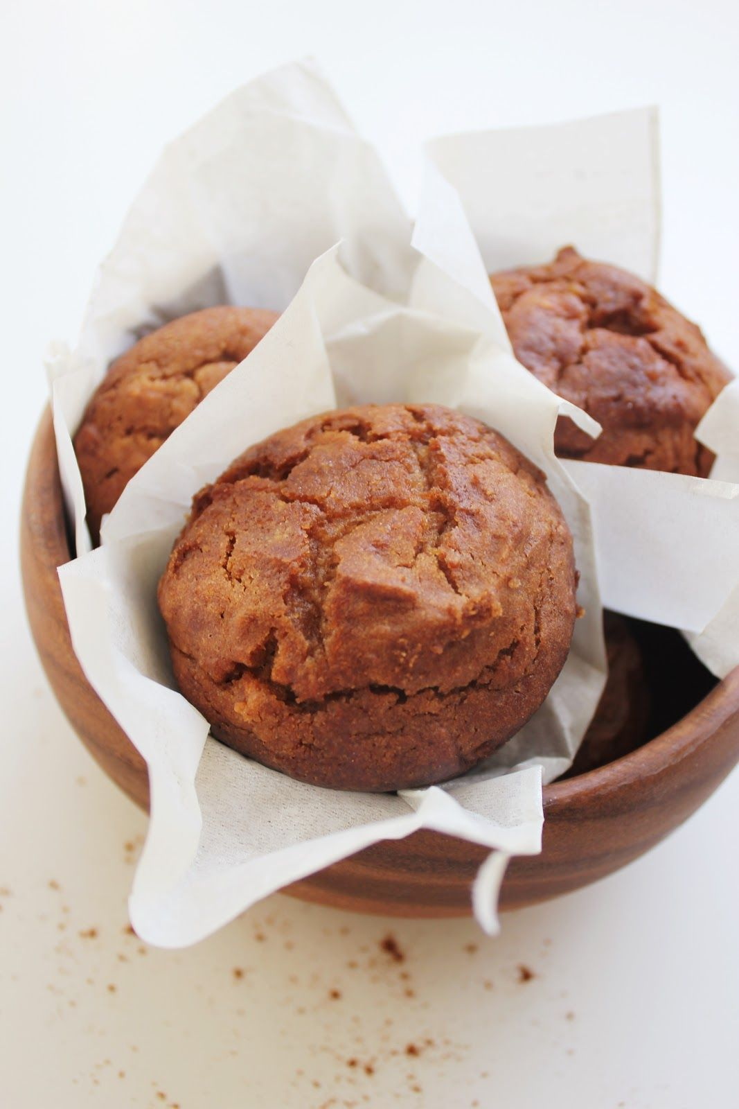 that's just fabulous: Gwyneth Paltrow Recipe 5 : Sweet Potato & Spice Muffins