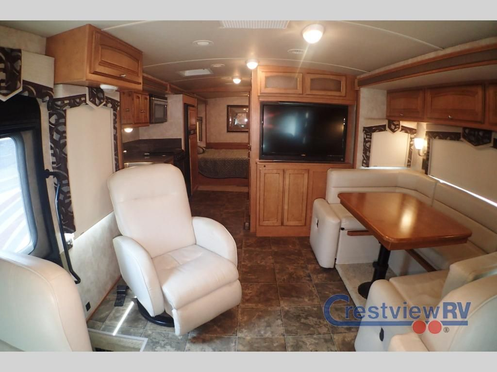 Used 2012 Winnebago Sightseer 30A Motor Home Class A at Crestview RV