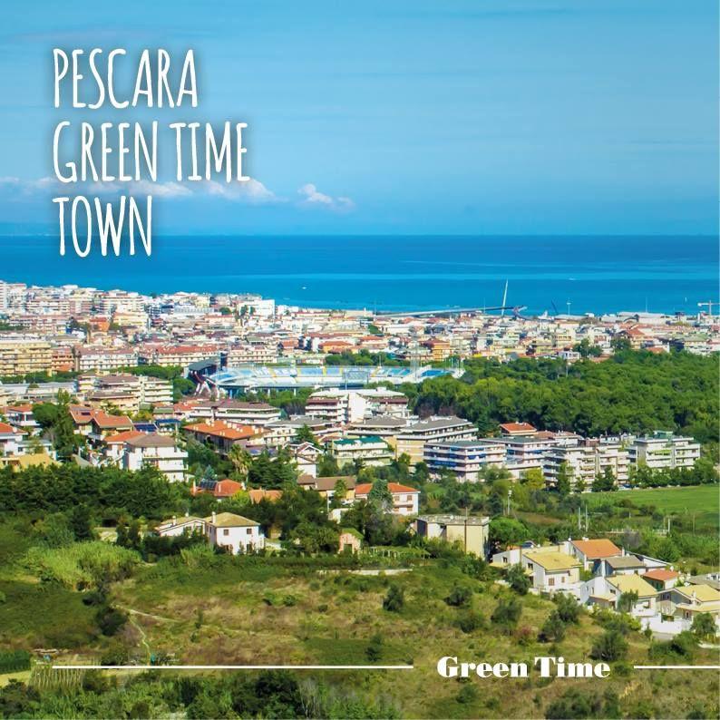 Pescara è #GreenTimeTown. Trova lo store #GreenTime più vicino a te.