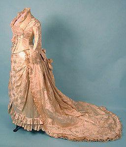 1837, recien coronada la reina Victoria