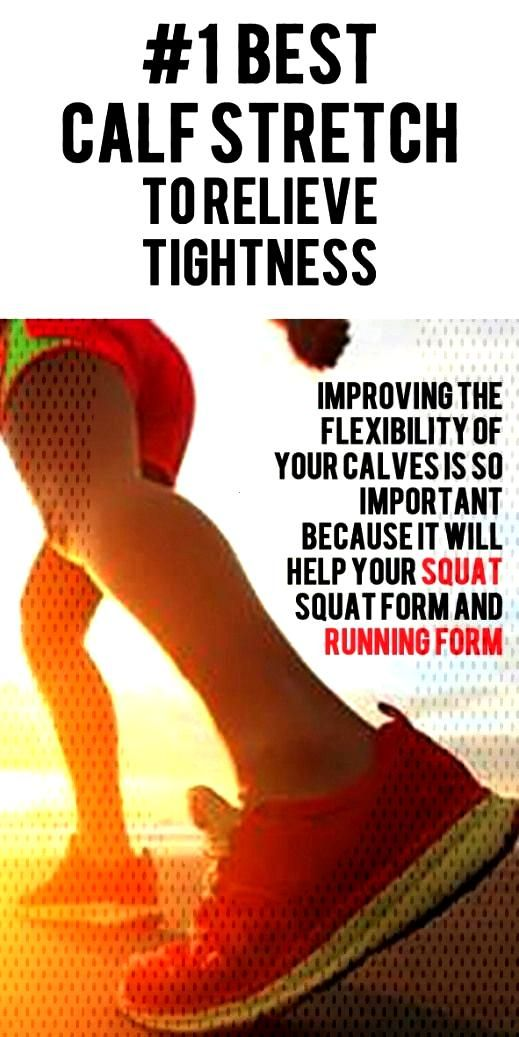 Learn how to measure and improve your calf flexibility to properly stretch and relieve tightness in