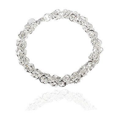 "Buy S925 sterling silver ""COURAGE"" bracelet by sephla on OpenSky"