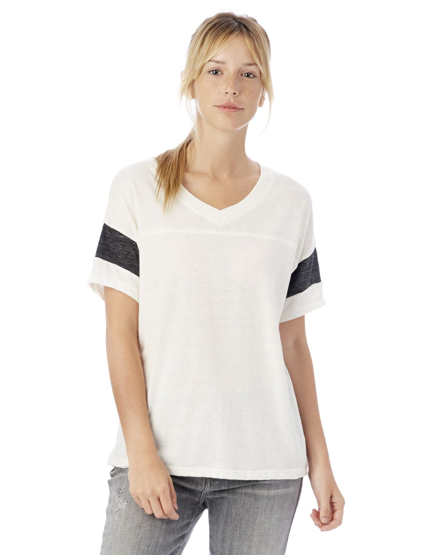 b5a88fd5c8f Powder Puff Eco-Jersey T-Shirt   CLOTHES   Alternative outfits, Mens ...