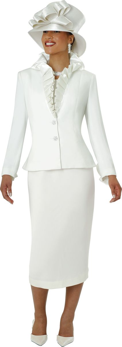 17 Best images about white suits on Pinterest - Pepper potts- Kate ...