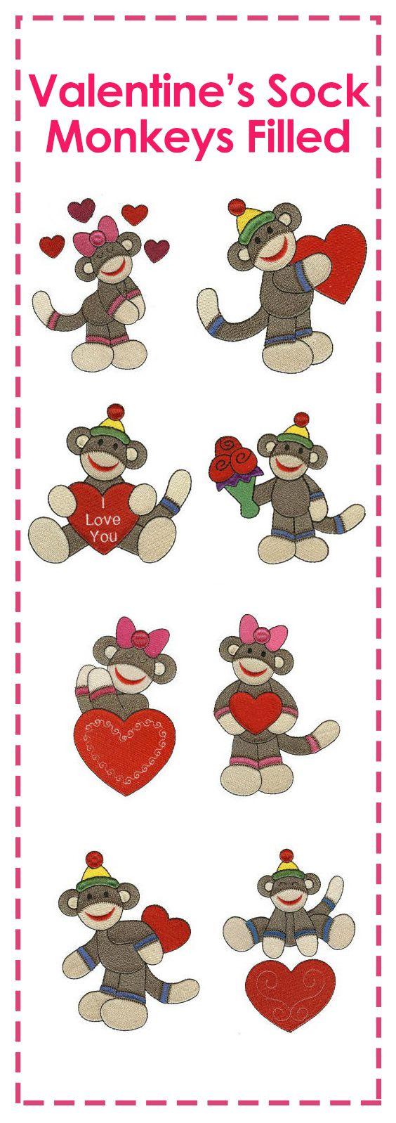 More sock monkeys please!!!!! SO CUTE.
