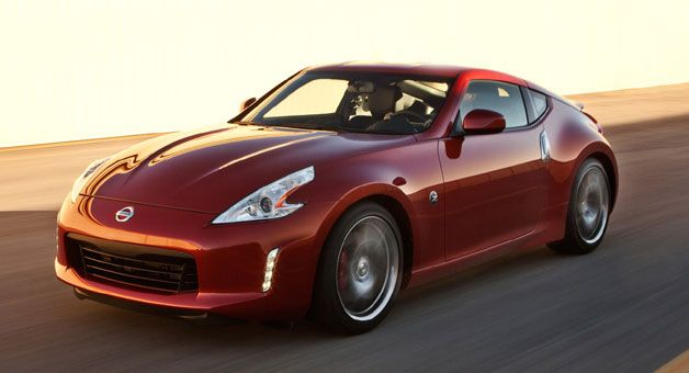Refreshed 2013 Nissan 370z Priced From 33120 Randoms