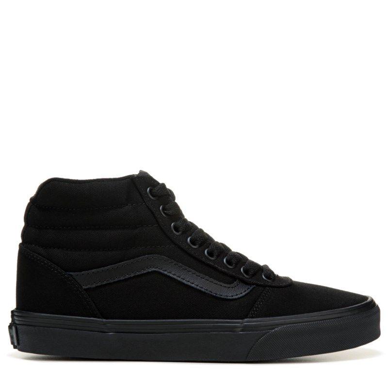 Vans Men s Ward High Top Sneakers (Black Black) - 10.5 M 24c2df24c