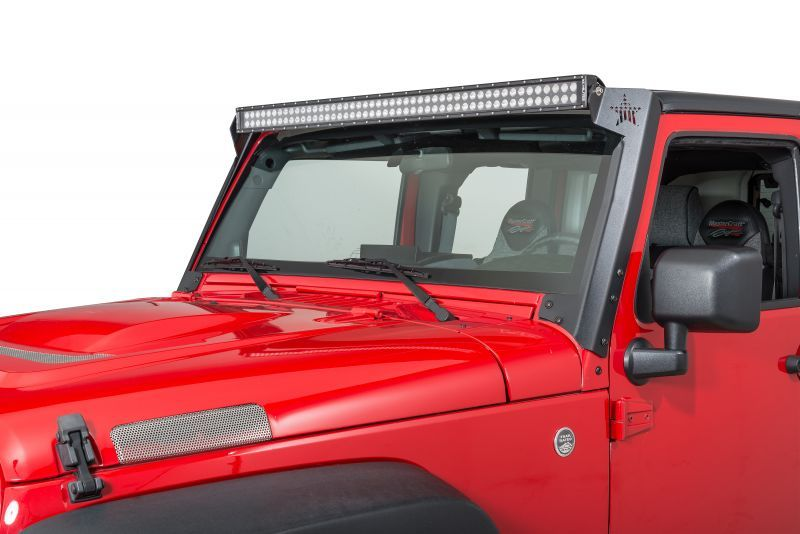 Rock slide engineering 50 led light bar mount for 07 16 jeep rock slide engineering 50 led light bar mount for 07 16 jeep mozeypictures Choice Image