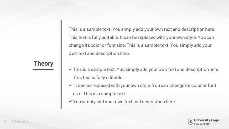 Thesis Defense Powerpoint Templates Designs Slidesalad Template Design Problem Statement Powerpoint Templates