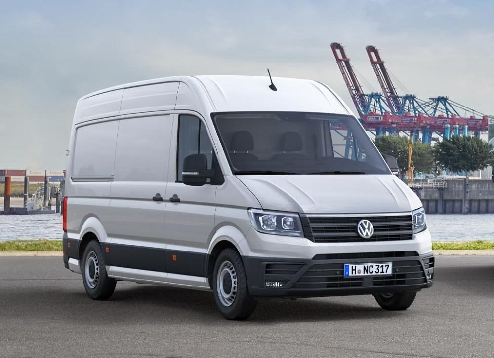 We Ve Been Covering The Launch Of The New Generation Volkswagen Crafter In