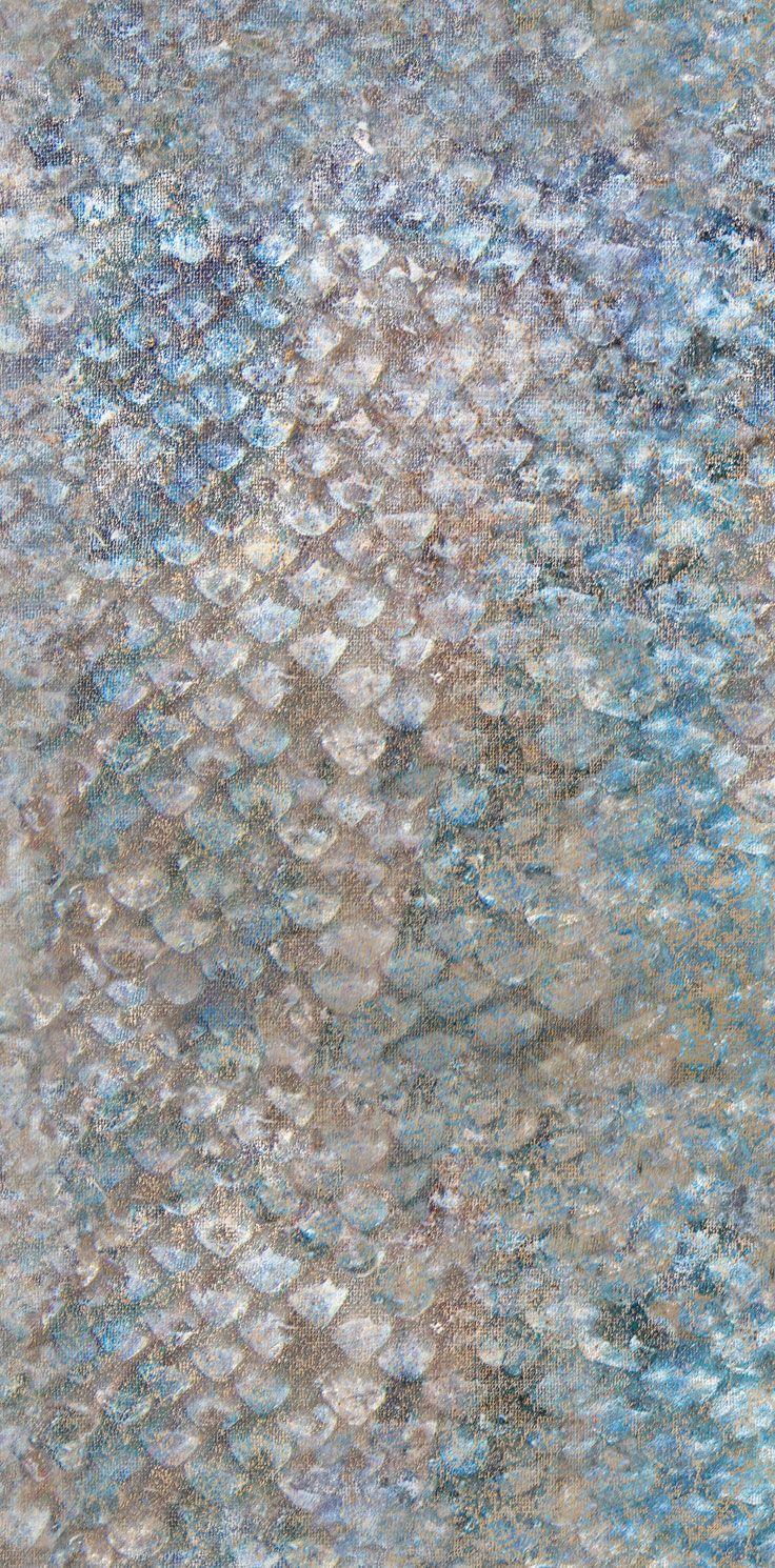 Carta Da Parati Texture carta da parati / wall paper: blue skin #tecnografica
