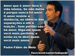 Resultado De Imagem Para Frases Do Padre Fabio De Melo Padre