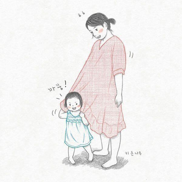pin oleh littlepb w di talltree mani ilustrasi