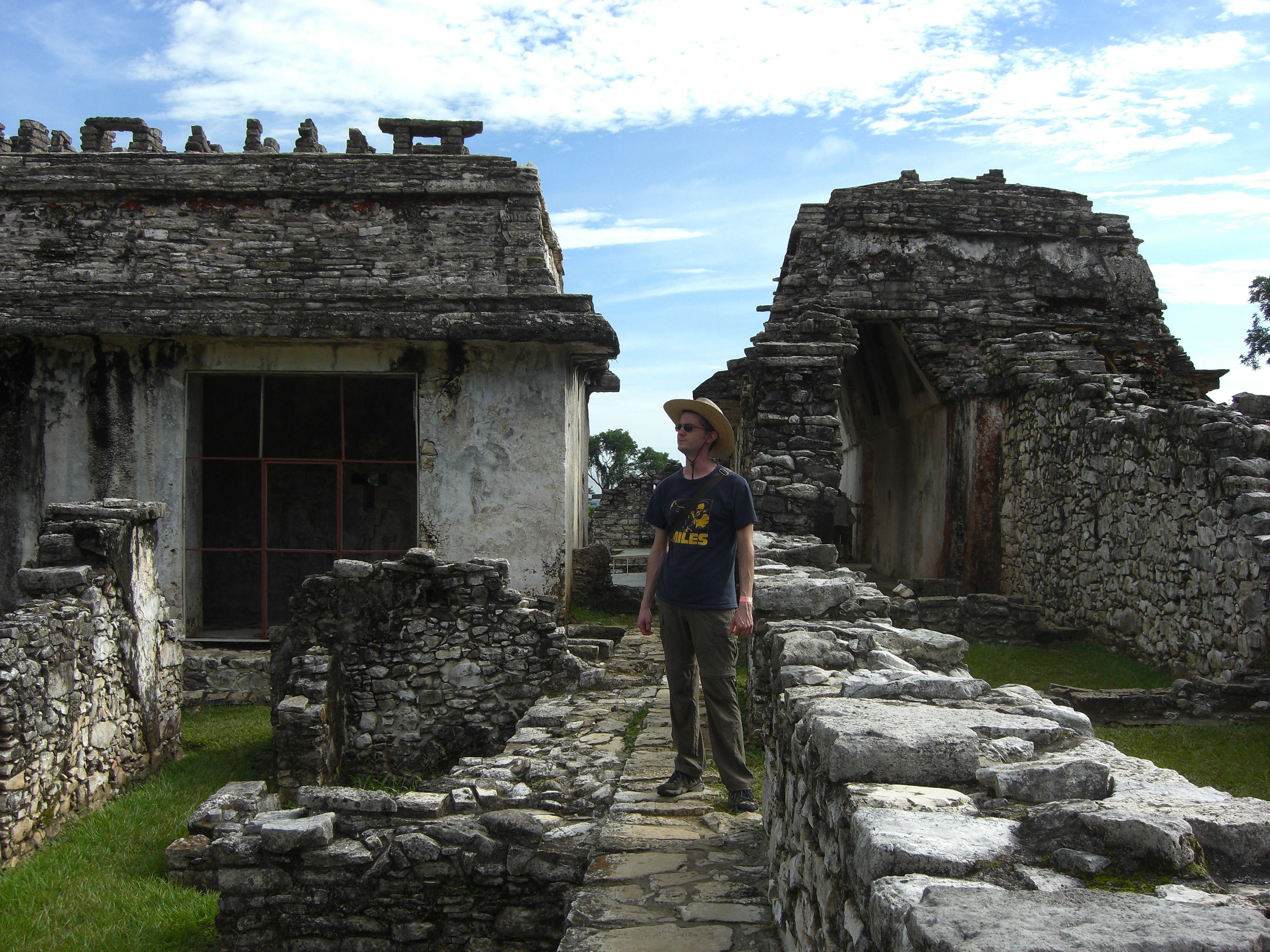 Palenque fue junto con Tikal y Calakmul una de las ciudades más poderosas del Clásico Maya.