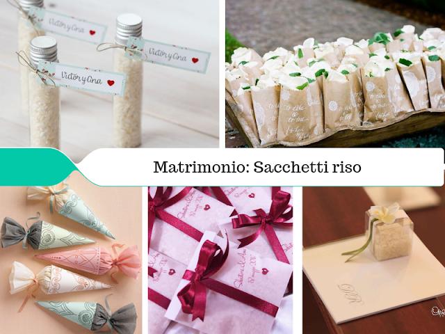 Sacchetti Per Il Riso Per Matrimonio Riso Per Matrimonio Matrimonio Riso