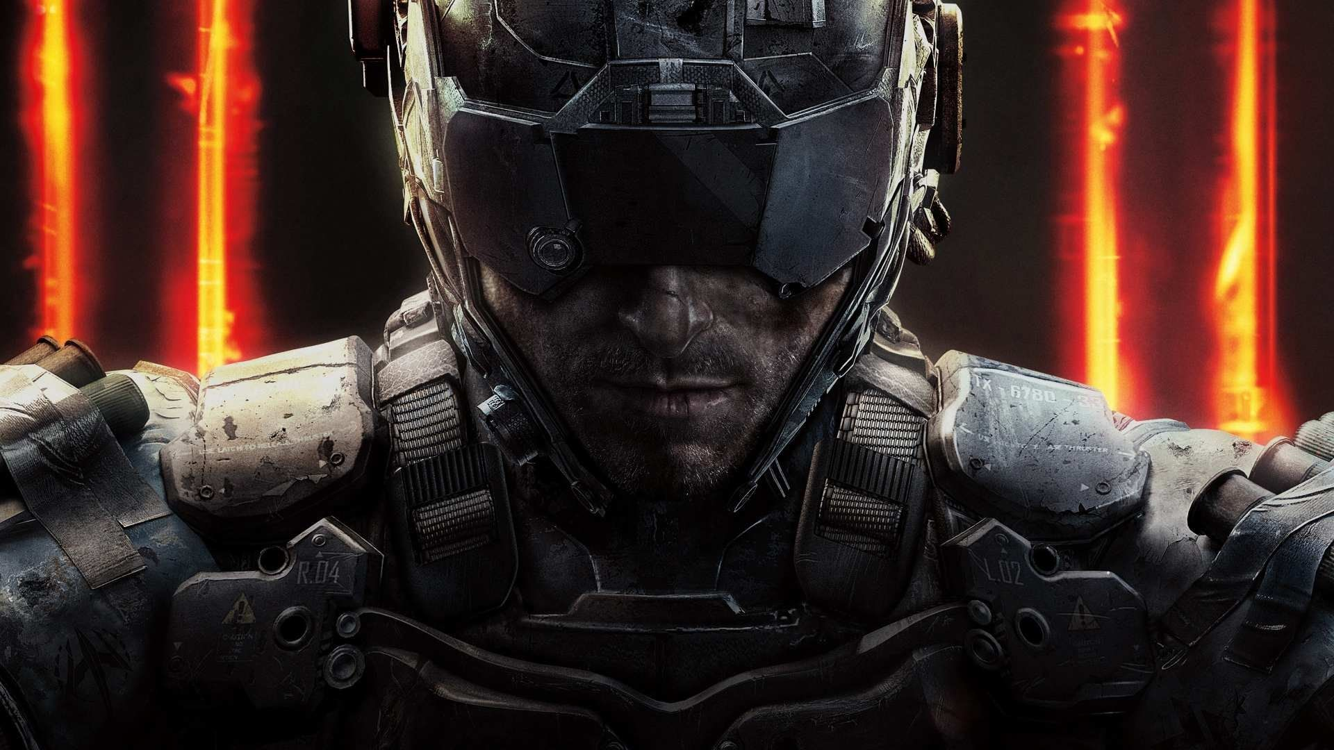 Call Of Duty Free Wallpapers Themed Call Of Duty Black Black Ops 3 Call Of Duty