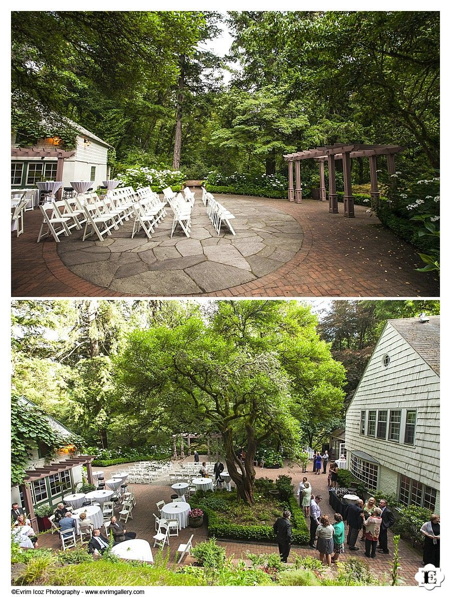 An Overview Of Where Both Your Wedding Ceremony And Reception Can Take Place At The Leach Botanical Garden