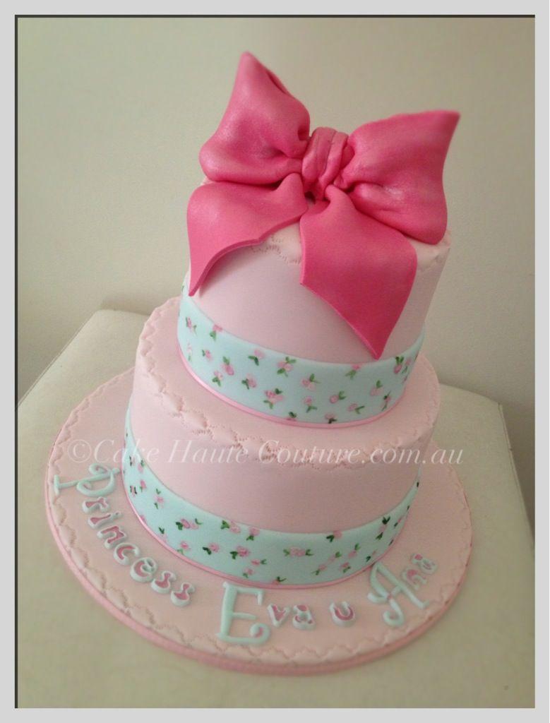 Wondrous Shabby Chic Birthday Cake Birthday Cake Girls Birthday Sweets Personalised Birthday Cards Vishlily Jamesorg