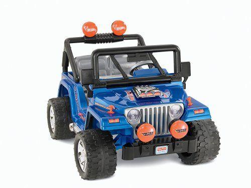 Power Wheels Hot Wheels Jeep Wrangler Toys Zone Power Wheels