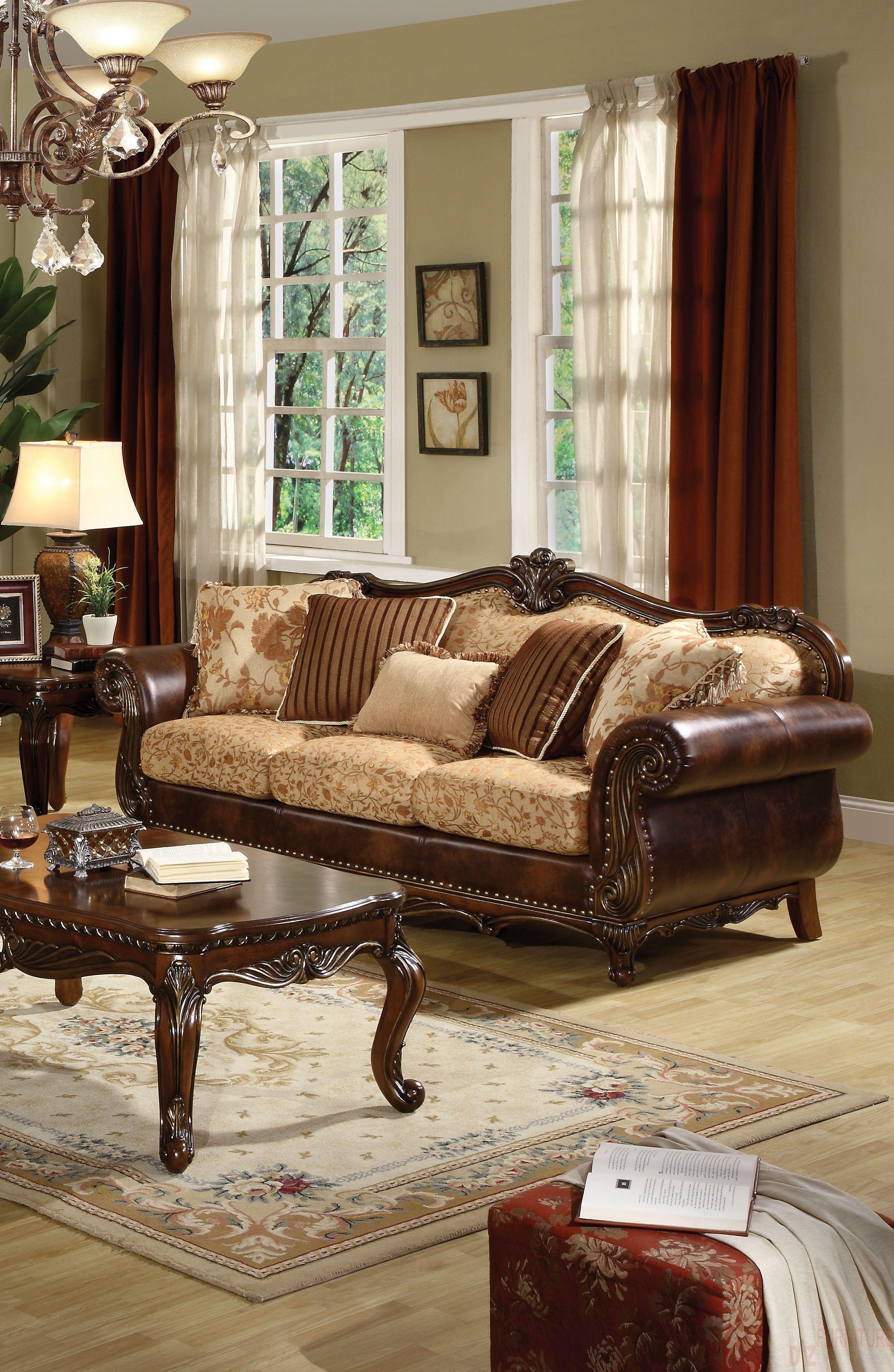 Best 3Pc Sofa Set Acme Formal Living Room 400 x 300