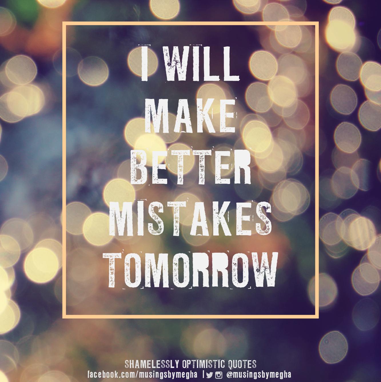 Optimistic Quotes Shamelessly Optimistic Quote 1