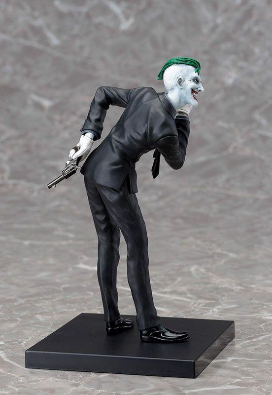 Joker New 52 1/10 Scale Kotobukiya statue