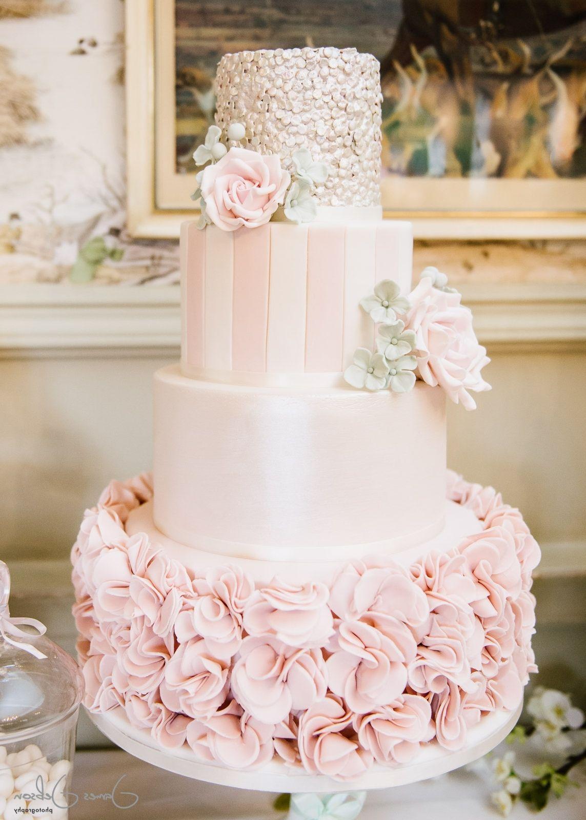Bespoke Wedding Cakes North West