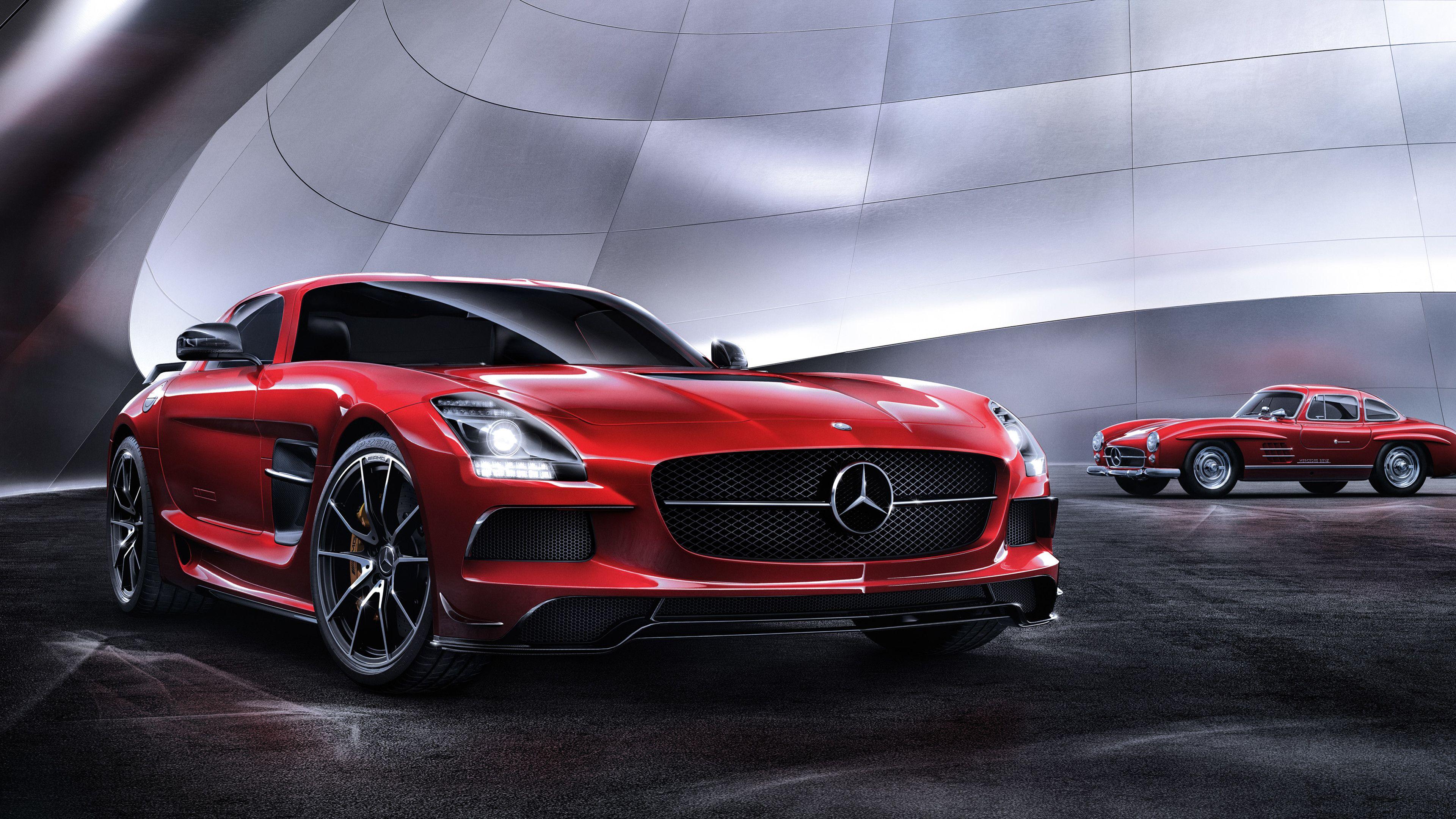Wallpaper 4k Mercedes Sls Amg 2018 Cars Wallpapers 4k Wallpapers
