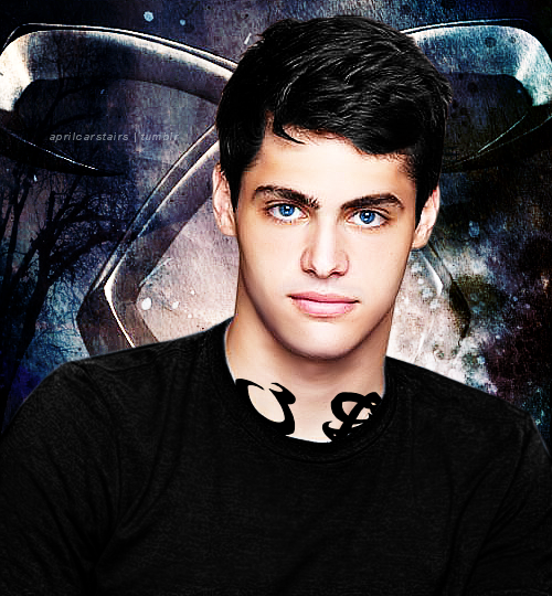 """""""Shadowhunters"""" Official Cast:Matthew Daddario as Alec Lightwood(Jace 